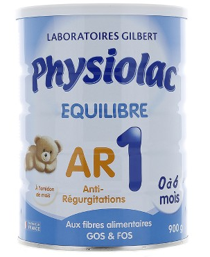 Physiolac  Equilibre Ar Lait 1er Age