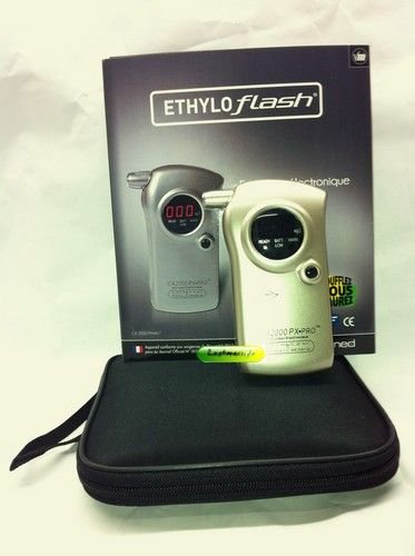Ethylo Flash - Ethylotest Electronique Homologué Nf X20-704