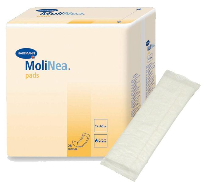 Molinea Pads Sans Film Intraversable