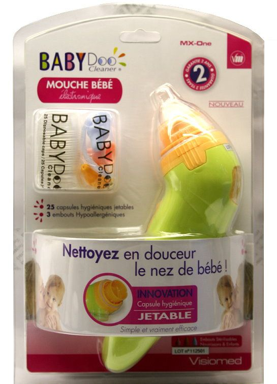 Mouche Bébé Electronique Baby Doo Mx One