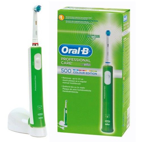 Oral B Professional Care 500 Colour Edition